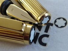 Gold MONTBLANC Noblesse Fountain Pen  Mont Blanc - SUPERB  Early variant - Boxed