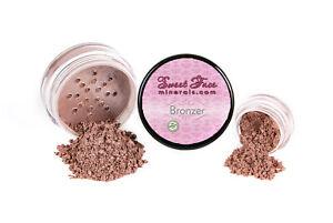 BRONZER Mineral Makeup Bronzing Tanning Powder Bare Skin Sun Glow Foundation