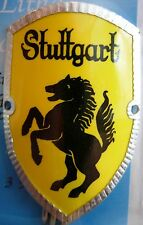 Stuttgart new badge mount stocknagel hiking medallion G9820
