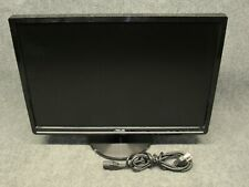 """Asus VW224 22"""" 1680 x 1050 LCD Monitor *Tested Working*"""