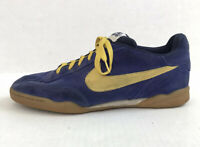 Nike Air Zoom FC 2004 CBF Brazil Blue Yellow Boca Shoe Men US 12 Futbol Club