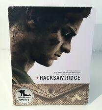 HACKSAW RIDGE Blu-ray STEELBOOK w/1/4 SLIP [KIMCHIDVD] <LOW #006/160> OOS/OOP