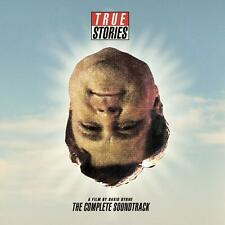 TRUE STORIES The Complete Soundtrack 2018 Deluxe 23trk CD NEW/SEALED David Byrne