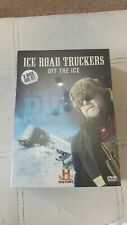 Ice road truckers box set NEW off the ice (3 disc set)