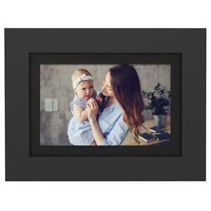 "Simply Smart Home PhotoShare 8"" Smart Photo Frame w HD 1080P LED Touchscreen"