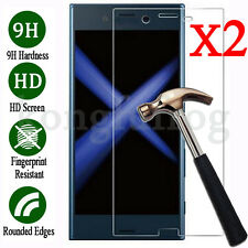 2Pcs 9H Premium Tempered Glass Screen Protector For Sony Xperia X Compact / Mini