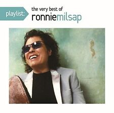 Ronnie Milsap - Playlist: The Very Best of Ronnie Milsap [New CD]