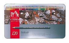 """CARAN D'ACHE - 120 Crayons de couleur """"Pablo"""" - 0666.420"""