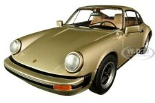 1977 PORSCHE 911 3.2 CARRERA BRONZE MET. 1/18 DIECAST MODEL CAR SOLIDO S1802602