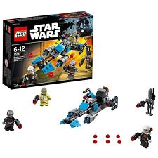 Lego Star Wars Bounty Hunter Speeder Bike Battle Pack 75167 BNIB UK Seller