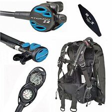 Zeagle Scout/Atomic Z2/SS1/Suunto Zoop Package - Bundle of 5 items