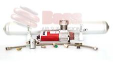 Boss Air Locker 2 Kit - PX02 Compressor + 6 Litre Air Tank
