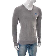 Vintage Superdry Cashmere Cotton Orange Label Men Sweater Size Large Long Sleeve