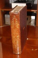VIE DES SAINTS 1824 CHEZ BLAISE Cuir gaufré 740 pages 400 Planches B.E