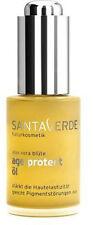 Gesichtsöl - Hautöl -  Santaverde Aloe Vera Blüte Age Protect Öl bio vegan 30 ml
