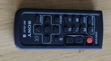 Sony camera remote control RMT-DSLR2 - For Sony A7 ii (and others)