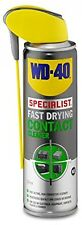 WD40 Fast Drying Contact Cleaner Heavy Duty Multi-Use Spray Lubricant 250ml