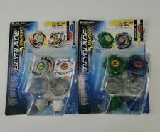 RARE Beyblade Burst Evolution Lot of 2- Draciel S/Dranzer F/Driver S/Dragoon