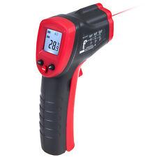 Contactloze infraroodthermometer IR-pyrometer Digitaal MCE320
