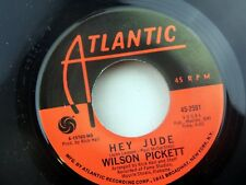 Wilson Pickett: Hey Jude / Search Your Heart  [Unplayed Copy]