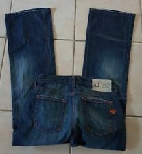 ARMANI JEANS indigo series no 006 SIMIN T SZ 26 Awesome Designer jeans womens