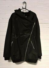 Ladies Poizen Industries Black Reaver Jacket Coat 5XL EMP-9- 19