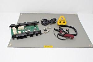 Anti-Static GroundStat™ ESD Table/Bench Mat Kit UK PLUG 500 x 400 mm GREY MAT