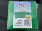 """Brick Building Base Plates By SCS - Small 5""""x5"""" Green Baseplates 10 Pack - Tig"""