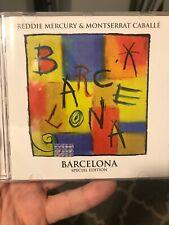 Freddie Mercury - Barcelona - Island UK