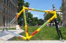 Vintage CARRERA Podium Aluminium Road Bike Frame 51cm Italy Pantani Columbus