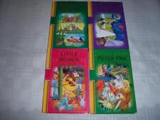 4 X Books Peter Pan,The wizard of Oz, Wind in the Willows, Little Women Classics