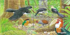 Salomoninseln block92 mint never hinged mnh 2005 Locals Birds
