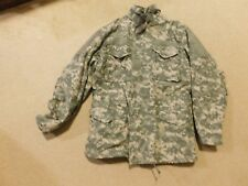 US ARMY ACU  COLD WEATHER  FIELD JACKET COAT  SZ MEDIUM - LONG NEW