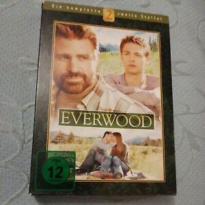 Everwood Complete Season Two Region 2 Dvd