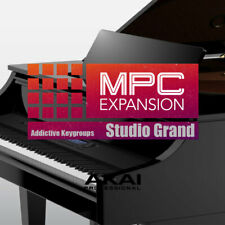 Addictive Keygroup Expansions for Akai MPC One, Live or X (4 Expansions)
