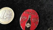Coca Cola Pin Badge Wappen 5 Cent Oval