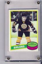 Ray Bourque Boston Bruins 1980 O-Pee-Chee Hockey Card #140