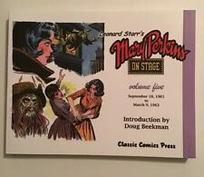 Leonard Starr's Mary Perkins On Stage: Volume 4 & 5 - Softcover - Free Shipping