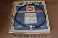 NOS AC Delco CC1041 GM 25033043 Speedometer Cable Assembly Complete 1982-83
