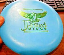 Discraft Super Rare J Bird Walled Lake Patent # Hard Magnet 175G Blue ~Lsdiscs