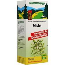 MISTEL SAFT Schoenenberger 200ml PZN 692274