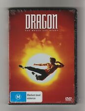 Dragon: The Bruce Lee Story DVD - Brand New & Sealed