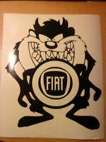 fiat punto panda bravo croma fiorino vinyl car side sticker graphic decal