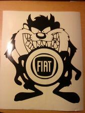 fun fiat punto panda bravo croma fiorino vinyl car sticker graphic decal novelty