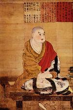 500003 el sacerdote Jion Daishi tzuen artista desconocido A4 Foto Impresión