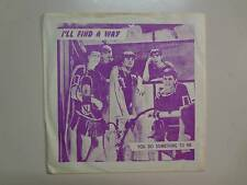"ROMANS: You Do Something To Me 2:57-I'll Find A Way-U.S. 7"" 1966 MY Records PSL"