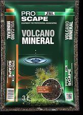 JBL ProScape Volcano Mineral 3L litres Aquascaping substrate nutrient minerals