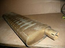 1955 1956 Ford Left Side Dual Exhaust Muffler