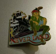 Le 1100 Peter Pan Tinker Bell Love Is Adventure Scavenger Hunt Event Disney Pin
