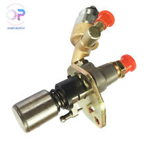 Diesel Fuel Injector Pump 186 186F W/solenoid Fit for Yanmar L100 10HP Generator